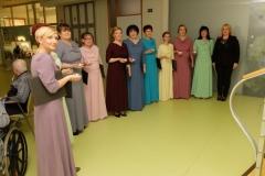 Koncert ženskega pevskega zbora zaposlenih Dso Tezno ''Mavrica''
