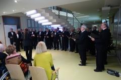 Koncert pevskega zbora Slava Klavora