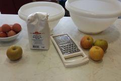 Pekli smo jabolčne mufine