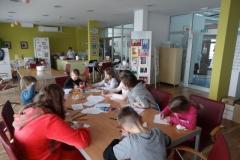 Medgeneracijske delavnice z otroki zaposlenih