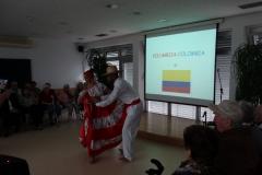 Plesoče predavanje o Kolumbiji