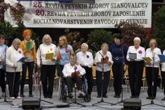 Revija pevskih zborov stanovalcev in zaposlenih v socialnovarstvenih zavodih Slovenije