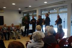 Koncert tamburašev iz Hoč 30.09.2017